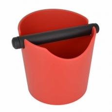 Rhinowares kavos tirščių dėžė, raudona 15cm