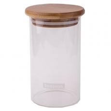 Stiklinis indas arbatai teapigs, 1L