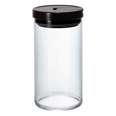 Stiklinis indas kavos pupelėms laikyti Hario, 1000ml