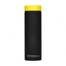 Termo gertuvė Asobu, juoda-geltona 500ml