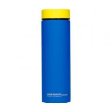 Termo gertuvė Asobu, mėlyna-geltona, 500ml