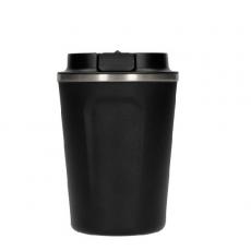 Termo puodelis Asobu Compact, juodas 380ml