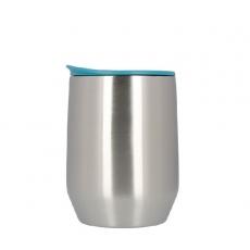 Termo puodelis Hario Miolove, Blue 270ml