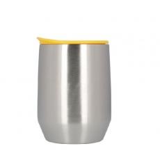 Termo puodelis Hario Miolove, Yellow 270ml