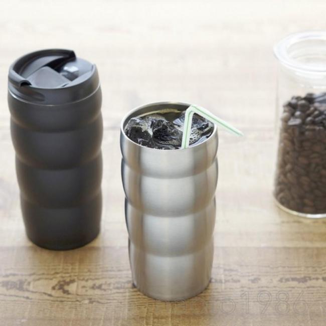 Termo puodelis Hario Uchi Mug, juodas 350ml