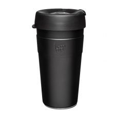 Termo puodelis KeepCup Thermal Black, 454ml