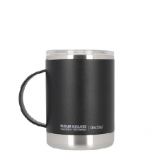 Termosinis puodelis Asobu Mug Black, 360ml