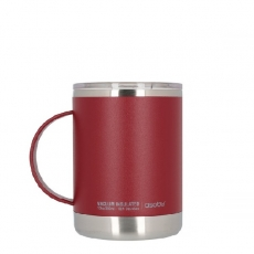 Termosinis puodelis Asobu Mug Burgundy, 360ml