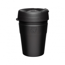 Termosinis puodelis KeepCup Thermal Black, 340ml