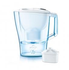Vandens filtras BRITA Aluna Cool Baltas, 2.4l + 3MX