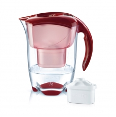 Vandens filtras BRITA Elemaris Cool Raudonas, 2.4l
