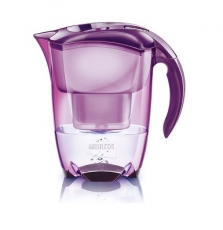 Vandens filtras BRITA Elemaris Cool Violetinis, 2.4l