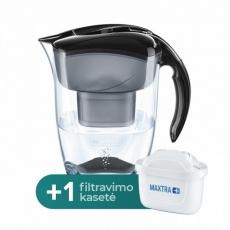 Vandens filtras BRITA Elemaris XL 3.5L, Juodas