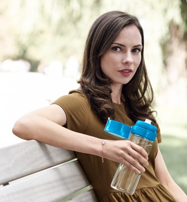 Vandens gertuvė BRITA Fill&Go Vital Mėlyna