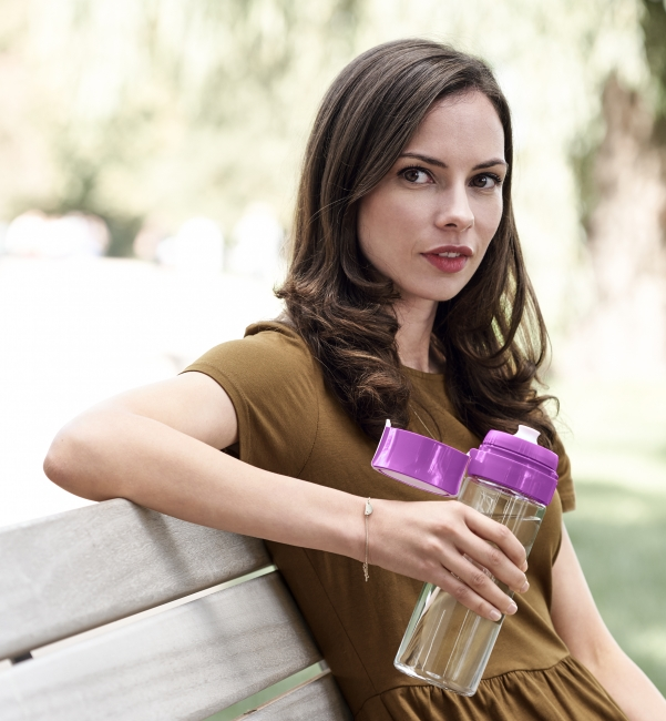 Vandens gertuvė BRITA Fill&Go Vital Violetinė