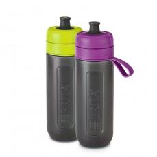 Vandens gertuvės BRITA Fill&Go Active Žalia ir Violetinė