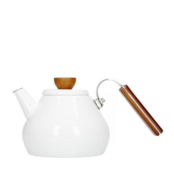 Virdulys arbatai Hario Bona Tea Enamel, 800ml