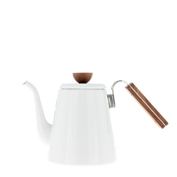 Virdulys Hario Bona Coffee Enamel, 0.8L