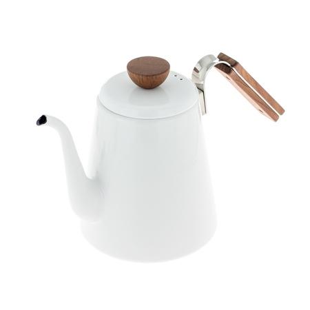 Virdulys Hario Bona Coffee Enamel Drip Kettle, 0.8l