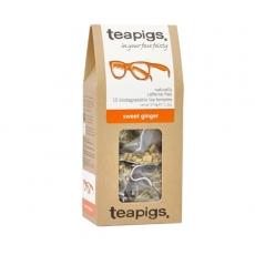 Žolelių arbata Teapigs Sweet Ginger, 15vnt.