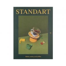 Žurnalas apie kavą Standart Coffee Magazine #19